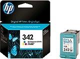 HP Cartucho de tinta/C9361EE 3colores 342Deskjet 5400/5440/5442Inh.5ml