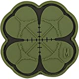 Maxpedition Gear Lucky Shot Clover Patch, 5 x 5 cm