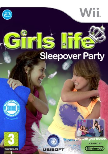 Girls Life: Sleepover Party (Wii) [import anglais]
