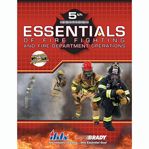 VangoNotes for Essentials of Fire Fighting and Fire Department Operations, 5/e  By  cover art
