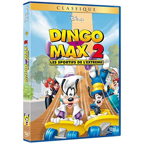 Dingo et max 2 - les sportifs de l'extrême