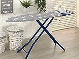 Cardenal Textil Funda Tabla Plancha Polar, Gris, 140x48