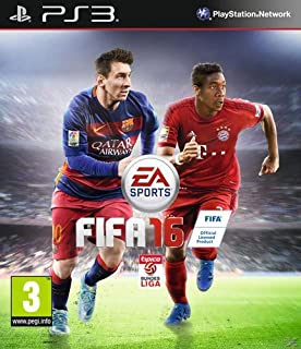 FIFA 16 - Import (AT) PS3 Importación alemana