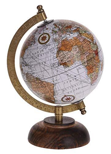 Meinposten Globus Dekoglobus Weltkugel Miniglobus Miniweltkugel Erde Welt Erdkugel H 20 cm (Modell 4)