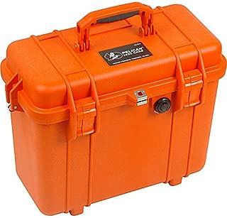 Pelican 1430 - Case 13.56X5.76X11.7In Org No Fm, Orange