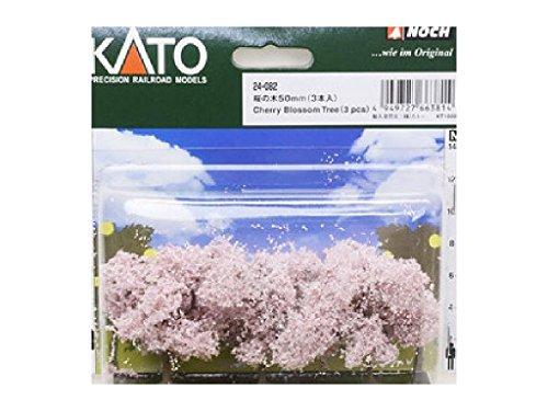 KATO Nゲージ 桜の木50mm 3本入 24-082 ジオラマ用品
