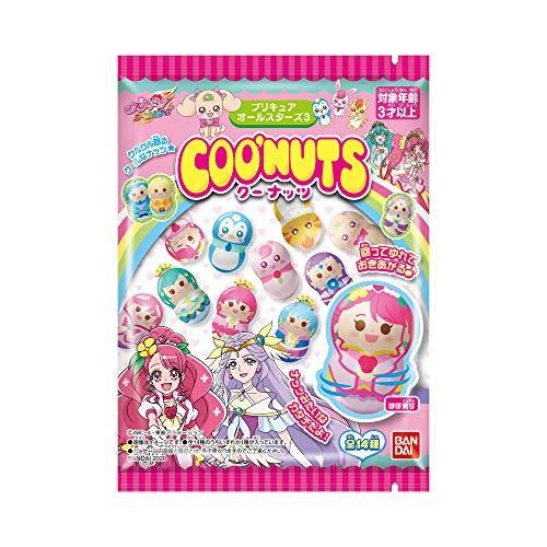 クーナッツ プリキュアオールスターズ3 (14個入) 食玩・ガム (プリキュア)