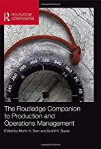 The Routledge Companion to Production and Operations Management