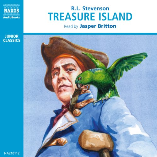 Treasure Island                   By:                                                                                                                                 Robert Louis Stevenson                               Narrated by:                                                                                                                                 Jasper Britton                      Length: 2 hrs and 32 mins     2 ratings     Overall 3.5