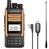 Best Baofeng Handheld Ham Radios - Baofeng BF-H7 High Power Dual Band Ham Radio Review