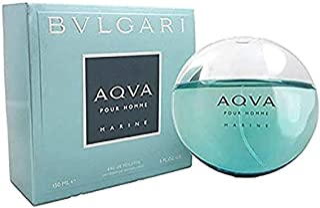 Aqva Pour Homme Marine by Bvlgari for Men - Eau de Toilette, 150 ml