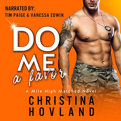 Do Me a Favor: A Second Chance, Hilarious Rom Com! cover art