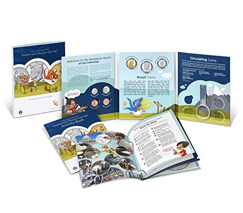 Coin Starter Kit & Activity Book...