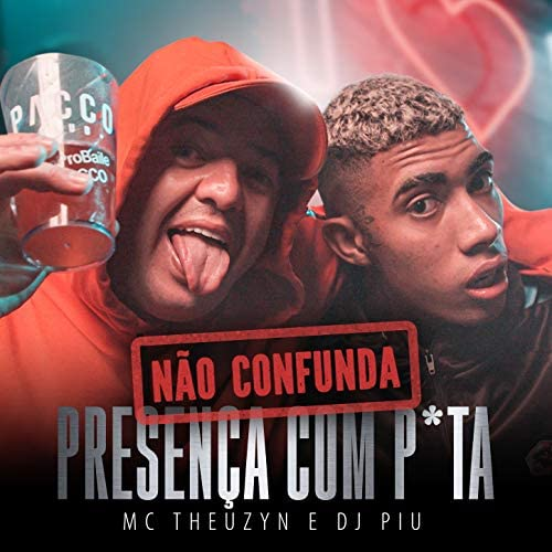 MC Theuzyn & Dj Piu