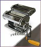 Yudu Máquina para hacer pasta metal cromado incluye pieza adicional