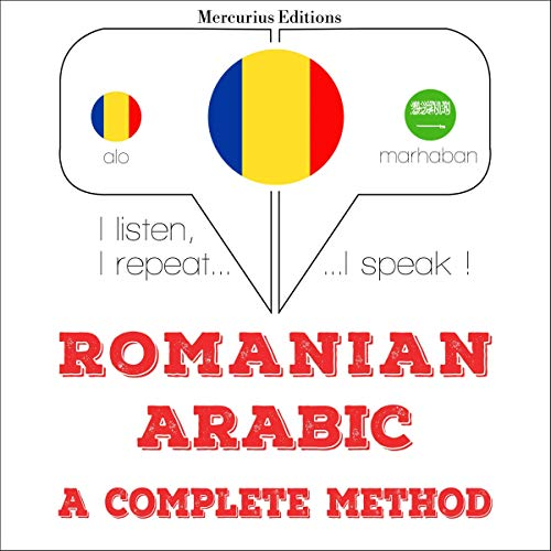 Couverture de Romanian - Arabic. A complete method
