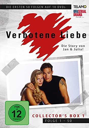 Verbotene Liebe Collector'S Box 1 (Folge 1-50) [10 DVDs]