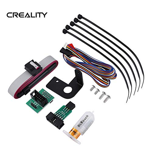 Creality 3D Upgraded BLTouch V1 Auto Bed Leveling Sensor Kit Accessories for Creality 3D Ender 3/Ender 3 Pro,Ender 5, CR-10/10 S4/10 S5, CR 10S, CR 20/20 Pro