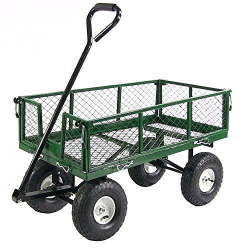 Best superior lawn cart