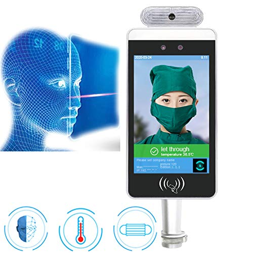 GODLV Biometrisches Anwesenheits...
