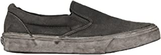 Vans Classic Slip-On + Overwash Paisley Low Top Canvas Skateboarding Shoe