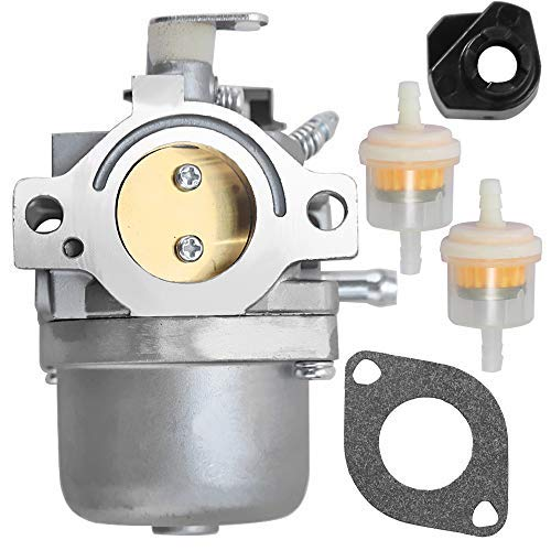 Zreneyfex Carburetor Replacement for Walbro LMT 5-4993 with Mounting Gasket Filter