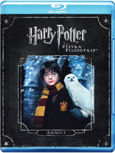 Harry Potter e la pietra filosofale (+Ebook) [Blu-ray] [IT Import]