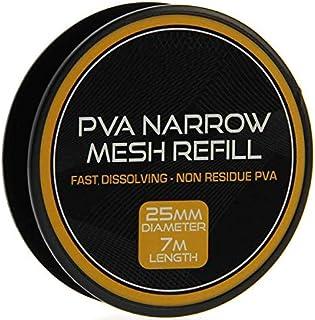 5m pva wasserlösliche Fischernetz Refill Strumpf Köder Tasche schützen Fisch WQ