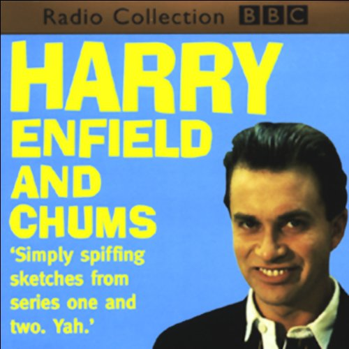 Page de couverture de Harry Enfield and Chums