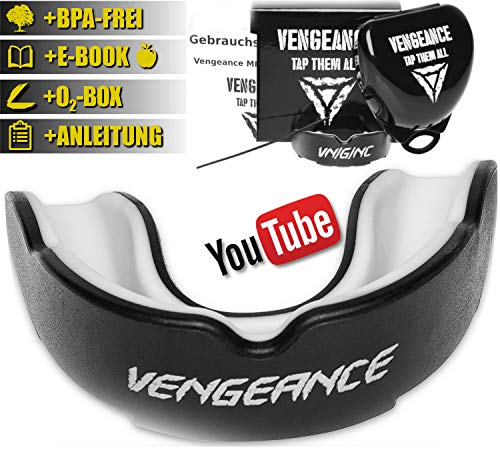 Vengeance MMA Premium Mundschutz |...