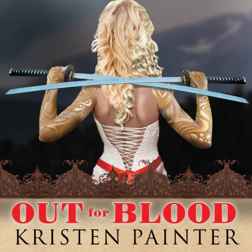 Out for Blood audiobook cover art