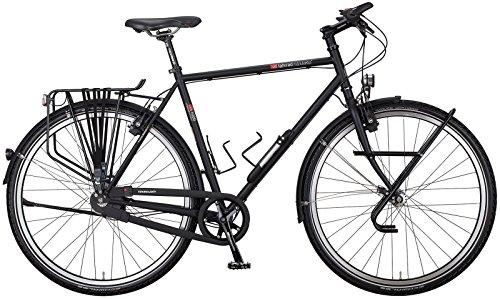vsf fahrradmanufaktur TX-1000 14-Gang Rohloff Trekking Bike 2016 (Ebony, 28