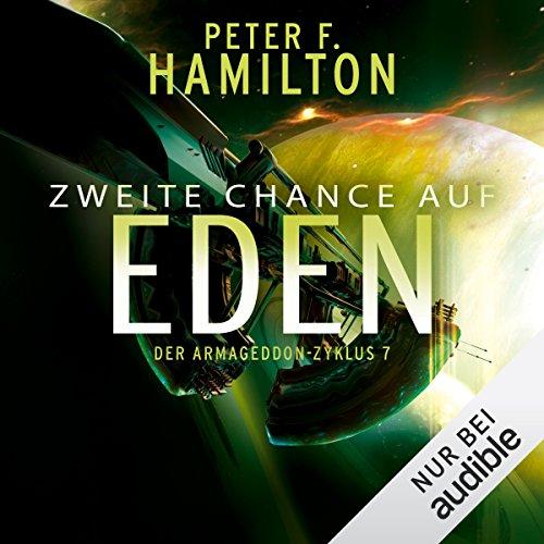 Zweite Chance auf Eden audiobook cover art