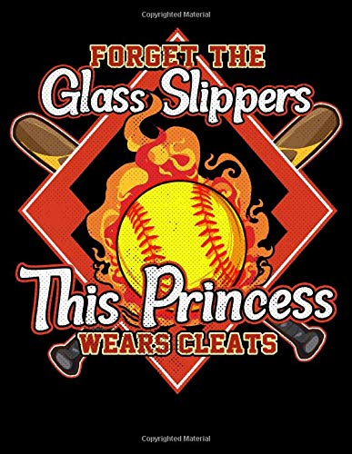 Forget The Glass Slippers This Princess Wears Cleats: Cute Forget The Glass Slippers, This Princess Wears Cleats Blank Comic Book Notebook - Kid's ... 11