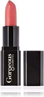 Gorgeous Cosmetics Cream Finish Lipstick with Vitamin E, Paris, 4g