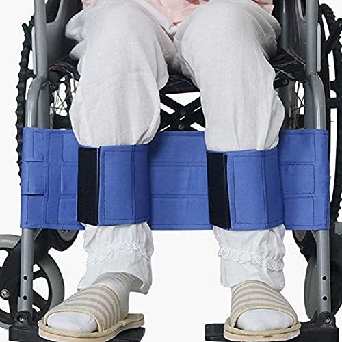 LONGJIQ Fesseln Fußstütze Gurt Rollstuhl Beingurt Medizinische Sicherheit Transport Fußstütze Gurt für Behinderung Geduld Senioren Fantastisch
