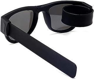 03e0f8c69d BeneU Lunettes De Soleil Pliables Polarisées Sports De Plein Air Cyclisme  Unisexe Protection UV Léger pour