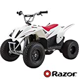Razor Dirt Quad 500 DLX Electric Four-Wheeled Off-Road Vehicle