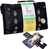 Premium Portable Changing Pad for Baby, Extra Long Baby Changing Mat, Diaper Bag or Changing Table Pad, Baby Shower Gifts, Newborn Baby Essentials, Unisex Baby Stuff, Diaper Clutch