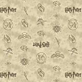 Wizarding World by Camelot Harry Potter Stoff, 0,5 m