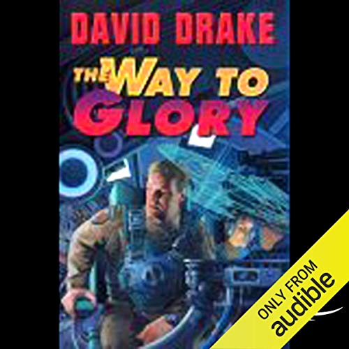 The Way to Glory  audiobook cover art