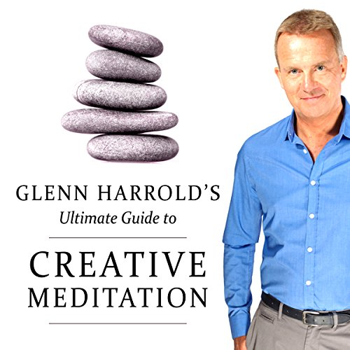 Creative Meditation audiobook cover art