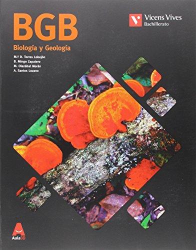 BGB (BIOLOGIA Y GEOLOGIA BACH) AULA 3D: 000001 - 9788468230535