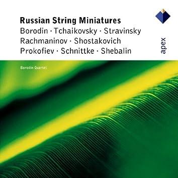 Russian String Miniatures  -  APEX