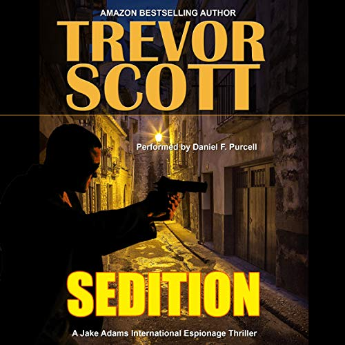 Sedition audiobook cover art