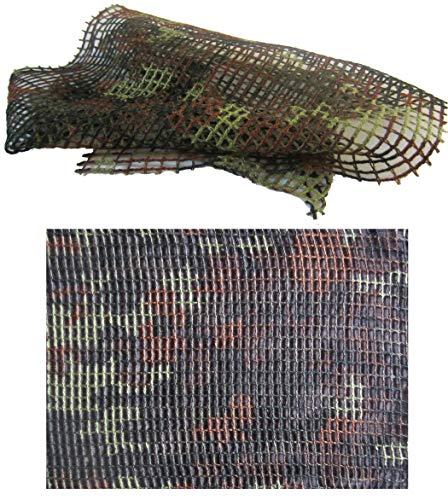 MT Military Modellbau Tarnnetz als Zubehör für 1:16 RC Panzer oder Diorama 4 Farben 5 Größen