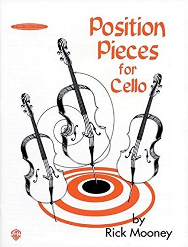 Position Pieces for Cello (English Edition) PDF Books