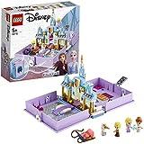 LEGO 43175 - Anna und Elsa Märchenbuch, Disney Princess, Bauset