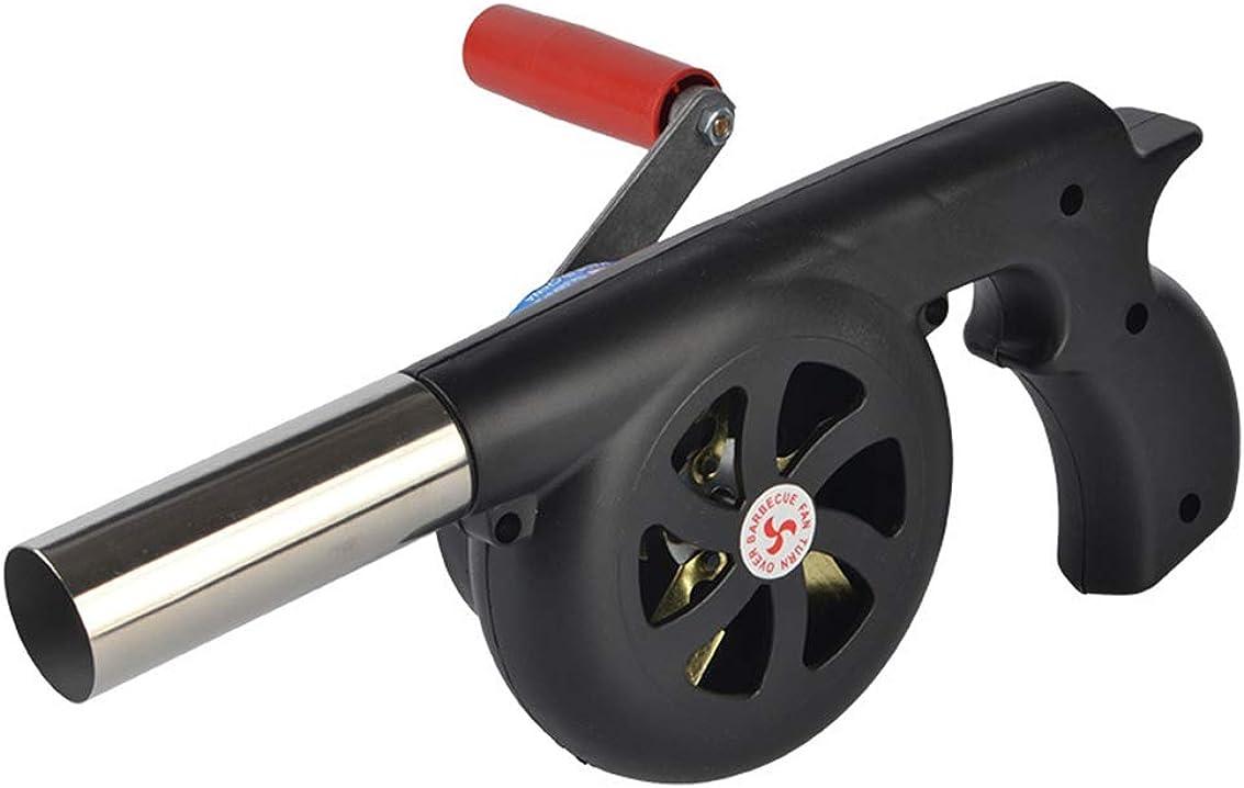 Soffiatore barbecue di combustione a mano barbecue accendini, ventilatore bbq manuale ventilatore 674-722-592