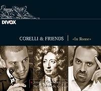 イン・ローマ~バロック時代のヴァイオリンと鍵盤のための作品集